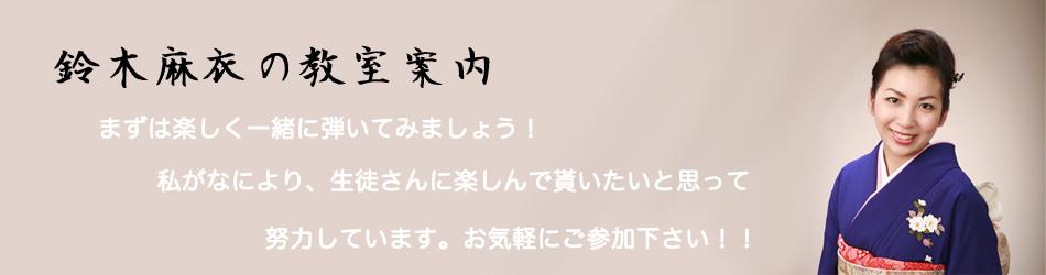 鈴木麻衣について